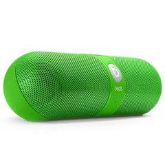 Beats by Dr. Dre Pill (Neon Green)