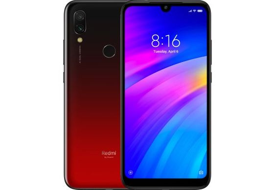 Xiaomi Redmi 7 3/64GB Red (Global Version)